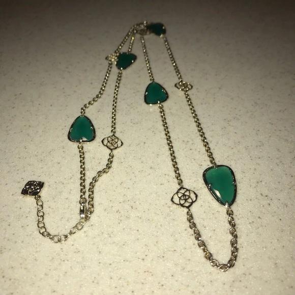 d74c5a2ae Kendra Scott Jewelry - Kendra Scott Kinley Station necklace